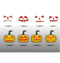 Set helloween vector