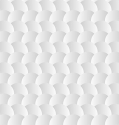 White background seamless pattern with paper vector