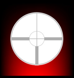 sight vector image