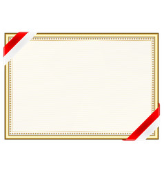 Horizontal frame and border with indonesia flag vector