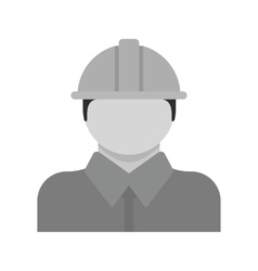 Industry Worker I vector image