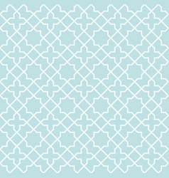 Symmetry line geometric seamless pattern vector