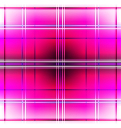 Seamless vivid checkered pattern vector