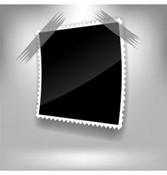 Single Photo Frame vector image