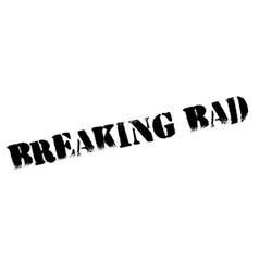 Breaking Bad rubber stamp vector