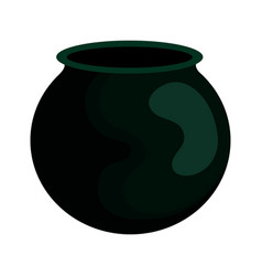 Cauldron of the treasure vector