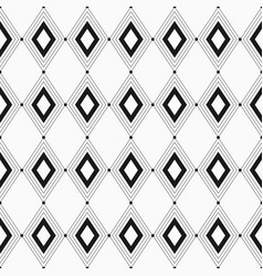 seamless pattern seamless geometric background vector image