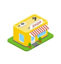 3d shop vector
