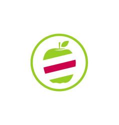 Apple logo and symbols icons app vector