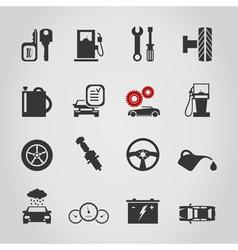 Car icon4 vector