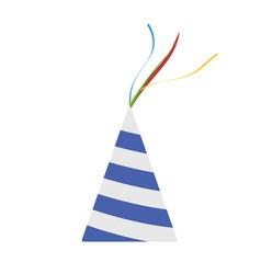 party cone hat icon vector image