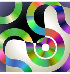 Eps10 contour gradient curves vector