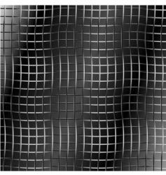 Metallic background vector