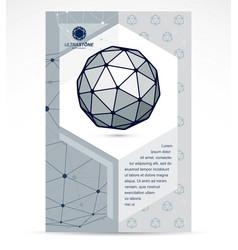 digital innovations business promotion idea vector image
