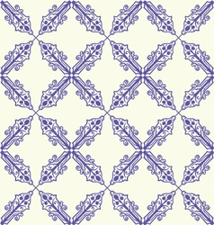 Seamless tille pattern vector image