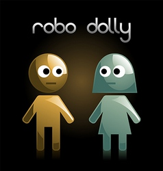 Robot dolly vector