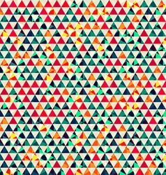 bright mosaic seamless pattern vector image