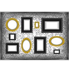 Frame collection vector