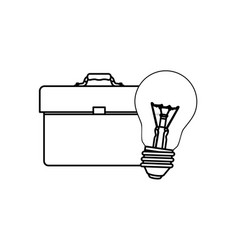 business ideas concept vector image vector image