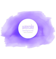 purple watercolor texture background vector image