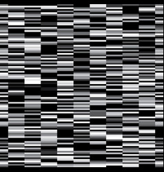 seamless pattern with horizontal gray lines vector image