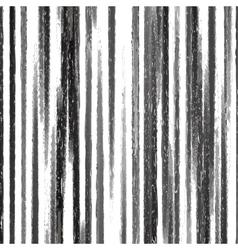 Background of gray black grunge stripes vector