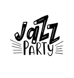 Jazz flyer on grunge background eps8 rgb vector