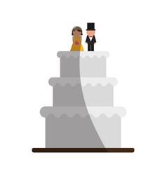 Wedding related icon image vector