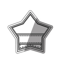 shopping label tag vector image