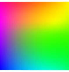 Bright rainbow mesh background vector image