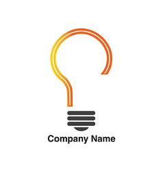 Idea logo vector