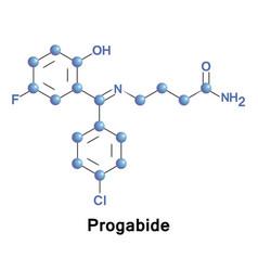 Progabide treatment of epilepsy vector