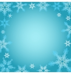 Christmas-background vector image