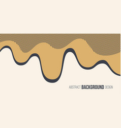 Abstract background poster banner vector