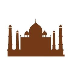 Republic of india design vector