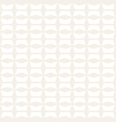 Seamless lattice pattern modern stylish vector