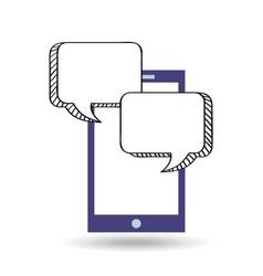 Social media marketing icons vector