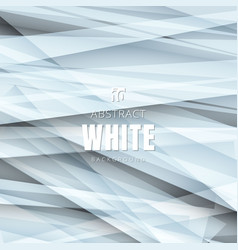template white shapes triangles overlapping with vector image