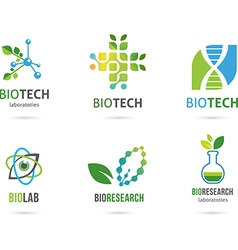 Natural Alternative Herbal Medicine icons vector image vector image