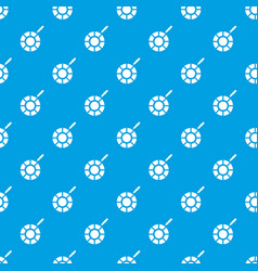 color picker pattern seamless blue vector image vector image