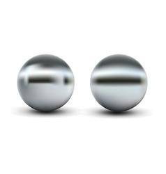 Chrome Balls vector