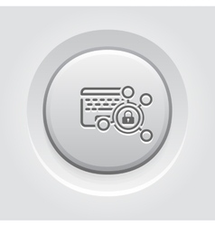 High Security Level Icon vector