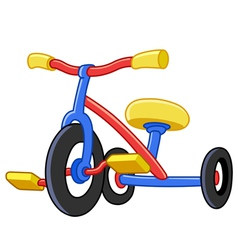 tricycles vector image
