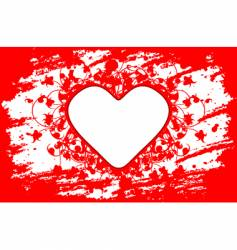 Valentine day heart vector