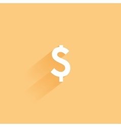 Abstract Money Icon vector image
