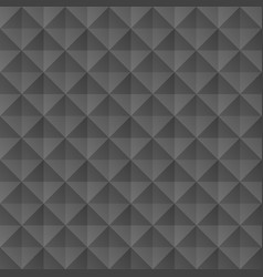 Black geometric pattern vector