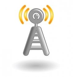 mast illustration vector image vector image