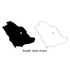 1154 riyadh saudi arabia vector