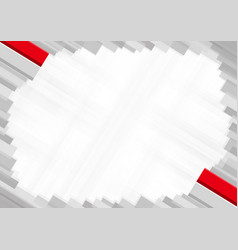 Border made with tunisia national colors vector