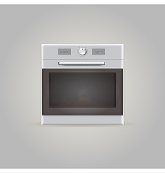 Ilustration of oven vector